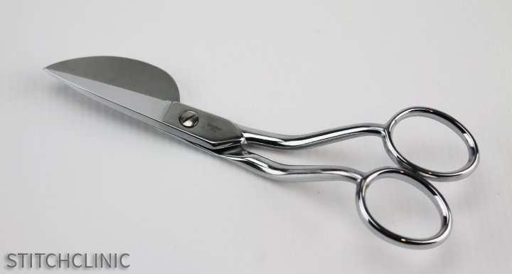 Applique scissors